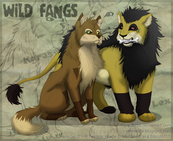 Wild Fangs by StePandy