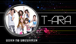 T-ARA Wallpaper by MiAmoure