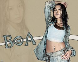 Boa by rinaholic