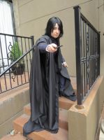 Severus Snape 2 by Catchmewithyourlips