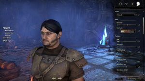ESO Nord Character creation. by shakenbake121