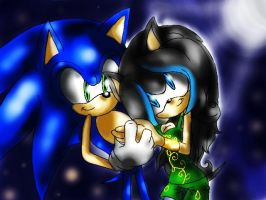 Sonic X Savannah by CrystallineJewel0