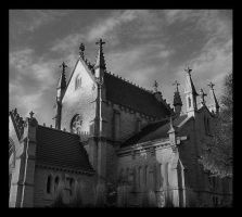 Crown Hill by NickyNightmare