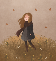 November by morgansketch