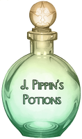 J. Pippin's Potions by Lost-in-Hogwarts