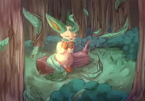 Com: A gay time by veavee