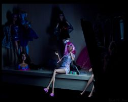 Barbie: This is my Madhouse by havaintoharha