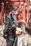 Steampunk Investigators 2 by mariust2007
