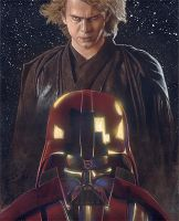 Darth Anakin by soakley75