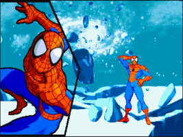 Capcom Spidy 2 by Hyperspider