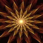 Hyperbolic Star by baba49