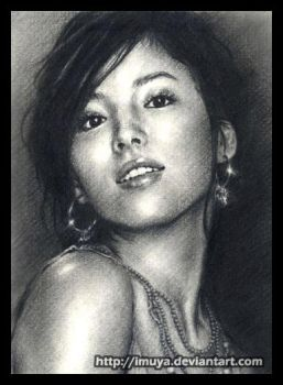 4th Song Hye Kyo by imuya