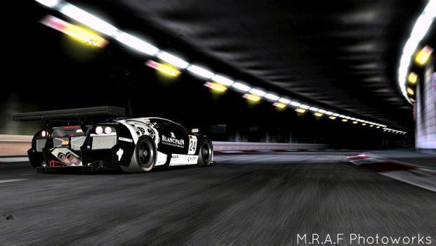 Shift 2 Unleashed: Monte Carlo Tunnel by MRAFPhotoworks