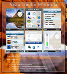 Vista Basic skin for Motorola by fediaFedia