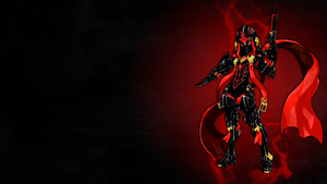 Deadly Chaser Dark Wallpaper by AceDelyar
