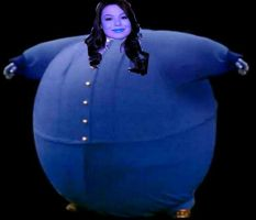 Miranda Cosgrove Blueberry by KirbyDude247