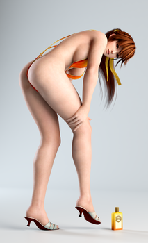 3DS Reder Request: Kasumi 2 by x2gon