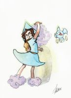 Silly Watercolors by Bonooru