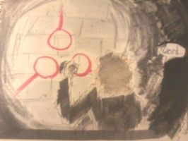 Silent Hill panel 2 by xombiethewhimsical
