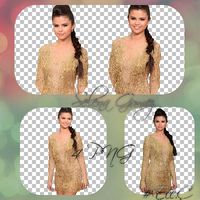 Selena Gomez Png Pack  by eceozgeist