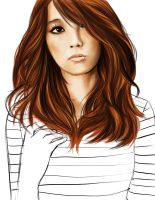 hairs and lines by bachinienie