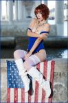 America the Beautiful  19 by DPAdoc