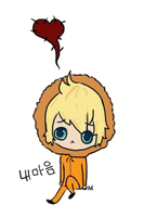 Kenny McCormick by AdventureTime1Fan