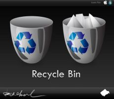 Recycle Bin by tonehal