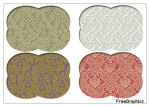 Damask Pack Pattern 5 by Kihaad