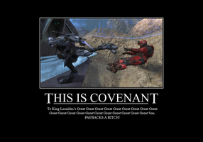 This is Covenant by XeoXeniro