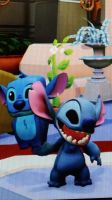 Stitch Townspeople by Mileymouse101