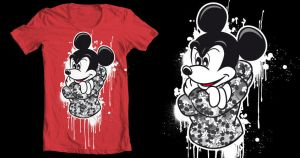 Mickey contest graff Submission by Killswitch-Chris
