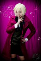 Alois Trancy -Taunt- by forbiddenist