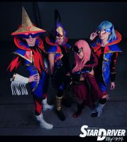 Star Driver: Vanishing Age by haraju2girls