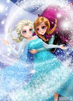 Do you Want to build a snowman? by mmidori31
