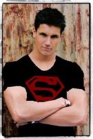 the perfect superboy by Tasous