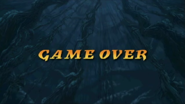 Tarzan (PS1): Game Over by Angel-Tyler