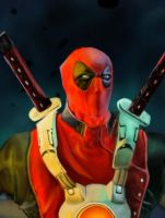 Deadpool by WolfMarine