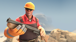 Engineer Custom Shotgun Wallpaper by Batandy