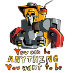 TF: I dare to be anything by ZeeNovos