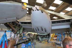 DH Mosquito museum  GUNS by Sceptre63