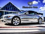 Chrome + HDR -  BMW 650i Convertable Car by 35-Elissandro