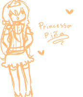 Princessa pina by Ask-Ambrose