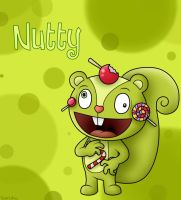 Happy Tree Friends: Nutty by SuperLakitu