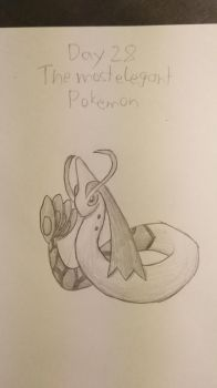 30 Day Pokemon Challenge day 28 by Gumbi-Chan