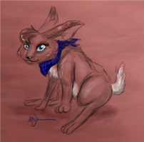 doodle for narinia by mijux3