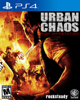 Urban Chaos 2 ---Cover+Logo--- Riot Infestation by kevboard