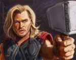 God of Thunder! by d0gJaW