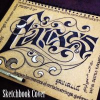Sketchbook Cover Faces by NickMoscovitz