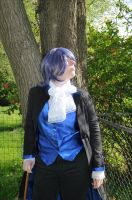 My homemade Ciel cosplay 2 by superjacqui